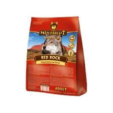 WOLFSBLUT Trockenfutter RED ROCK Känguru + Kürbis für Hunde 15,0 kg