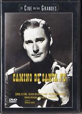 CAMINO DE SANTA FE de Michael Curtiz. España tarifa plana envíos DVD, 5 €