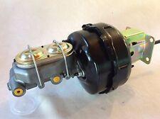"1974-1995 Jeep 9"" dual diaphragm power brake booster 1 1/8"" master cylinder"