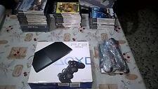 LOTTO BUNDLE SONY PLAYSTATION PS2 MIB NUOVA MAI USATA + 27 GIOCHI SIGILLATI