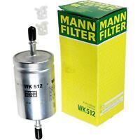 Original MANN-FILTER Kraftstofffilter WK 512 Fuel Filter
