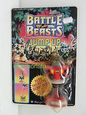 Battle Beasts Jump Ups GARGANTUAN GORILLA Figure Imperial Toy Corp. 1986 SEALED