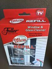 Fuller Brush Full Crystal Glass and Window Cleaner Refill