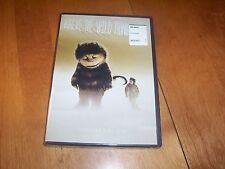 WHERE THE WILD THINGS ARE Children's Classic Maurice Sendak Movie SEALED NEW DVD