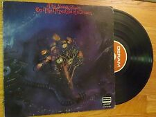 THE MOODY BLUES signed ON THE THRESHOLD OF A DREAM by JOHN LODGE 1967 Record COA