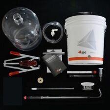 Wine Making Equipment Kit w/Dbl Corker Intermediate Kit