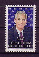 Liechtenstein Michelnummer 1025  postfrisch (Royal  98)