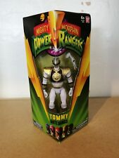 Power Rangers Legacy white ranger new sealed package figure