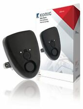 Konig Bike Alarm (Be sure to leave your bike properly protected against theft)