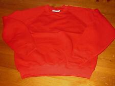 Kinder Pullover, red, Größe 134/140