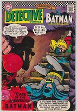 DETECTIVE COMICS #360, #361, & #363, 1967 DC COMICS, LOW GRADE READER LOT