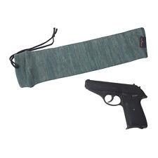 Tourbon Pistol Sleeve Handgun Sack Firearm Sock Gun Slip Bag Protector Cover Usa