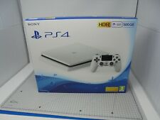 EMPTY BOX ONLY - PlayStation 4 Slim PS4 500GB Glacier White