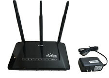 D-Link DIR-619L-ES Cloud Router Black 4 LAN ports Preowned