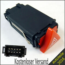 Neu Warnblinkschalter Warnblinker Schalter Für Audi A3 8L1 1996-2003 8L0941509J
