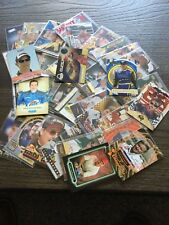 NASCAR card lot Harvick, Jarrett, Wallace, Yarborough, Keselowski, Busch, Elliot