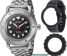 CITIZEN Eco-Drive Watch,Interchangeable Band,Sapphire Glass,WR200,Men,AW1531-89E