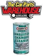 Wynn's Combustion Chamber Cleaner PN63841 Restores compression and valves.