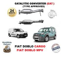 Per FIAT DOBLO MPV FIAT DOBLO Cargo Van 1.9 D NUOVO CATALITICO Coverter CAT