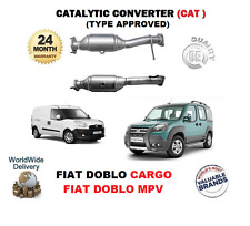 FOR FIAT DOBLO MPV FIAT DOBLO CARGO VAN 1.9D NEW CATALYTIC COVERTER CAT
