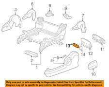 TOYOTA OEM Seat-Adjust Knob 8492132030C0