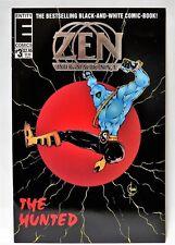 Entity Comics: Zen Intergalactic Ninja The Hunted #3 Volume 1 1994 First Print