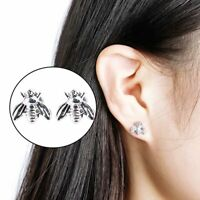 Lovely Gift Women Fashion Jewelry Ear Stud Stud Earrings Bee Shape