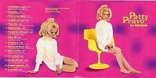 PATTY PRAVO CD fuori catalogo LA BAMBOLA stampa SPAGNOLA 2003