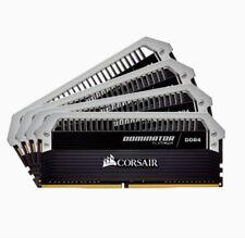 Corsair DOMINATOR® PLATINUM 16GB (4 x 4GB) DDR4 DRAM 2666MHz C16 Memory Kit