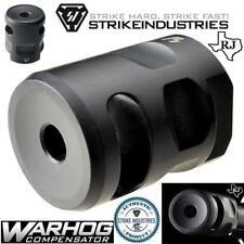 Strike Industries  WarHog Compensator Muzzle brake1/2x28 Compact 223/5.56/22LR