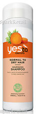 Yes To Carrots Organic Nourishing SHAMPOO For Normal To Dry Hair 500ml