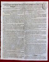 Augereau à Toulouse 1798 Fontenay le Comte Vendée Bâle Suisse Égypte Marceau
