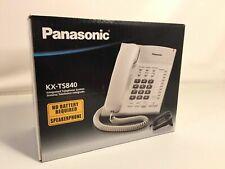 Panasonic Integrated Telephone System Corded Model KX-TS840 Speakerphone Hold