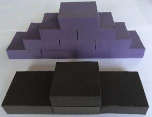 Pur-Sound Schallabsorber Pads für Drum-Podeste, Isoliergrad 90% bei 50 Hz!!