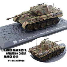 PANTHER TANK AUSF A OPERATION COBRA FRANCE 1944 1/72 DIECAST MODEL Warmaster