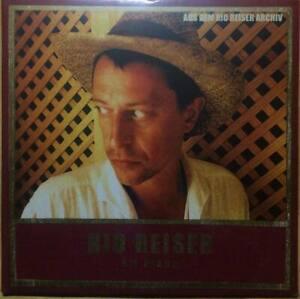 RIO REISER Am Piano 3LP Vinyl Limited Edition * NEU