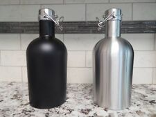 Beer Growler Stainless 64oz.