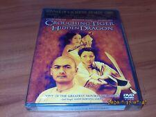 Crouching Tiger, Hidden Dragon (Dvd 2001 Widescreen) New
