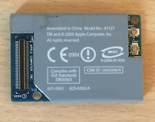 Tarjeta Bluetooth AirPort Extreme A1127 iMac Powerbook