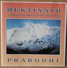 Prabodhi - Muktinath - a mystic place in the Himalaya - CD