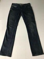 Burton Women's Jeans Sz 30 Slim Fit Dark Wash