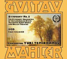 E. Gorokhovskaya - Mahler: Symphony No. 2 In C Minor [Yuri