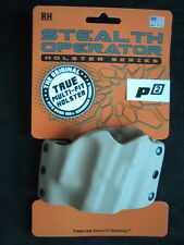 Phalanx Defense Systems Stealth Operator Holster,Right Hand OWB Coy (H60068)
