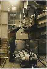 Russie, Industrie soviétique  Vintage . Déchirure  Tirage argentique  20x30