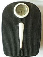 Vintage Salter Bathroom Scales Fisheye Lens Glass