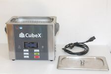 3D SYSTEMS .. BAC A ULTRASON CHAUFFANT .. CUBEX ULTRASONIC CLEANER