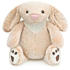 Mousehouse Gifts - Peluche lapin - brun - 35 x 22 x 15 cm