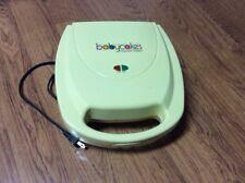 Babycakes CC-2828VC 120V Electric Yellow Non-Stick Cupcake Maker