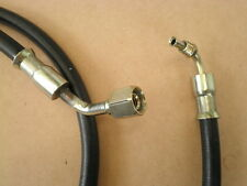 Holden HK HT HG Correct Reproduction Power Steering Hoses Pump to Valve Chev