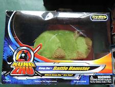 Kung Zhu Battle Hamster Rhino Tank Zhu Zhu Pet & Accessory ~NIB~